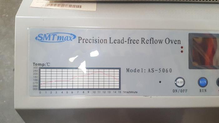 Used SMTMAX AS5060 Reflow Oven
