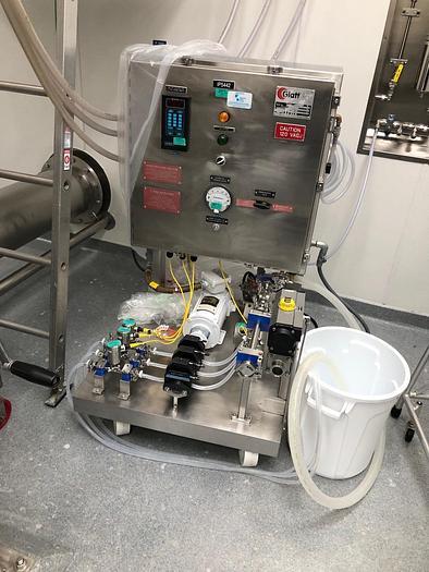 Glatt GPCG 60 Fluid Bed Dryer
