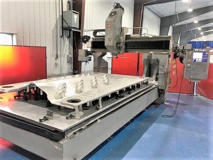 Used 2007 Haas GR-712