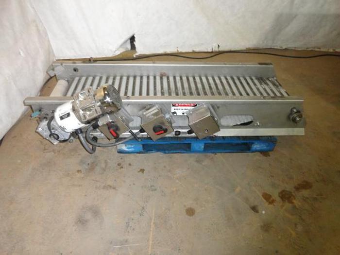 "Used RMF Conveyor; 18""Wx70""L; Md#TTC"