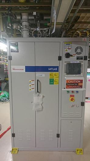 Edwards iATLAS TCS and TPU Gas Abatement systems