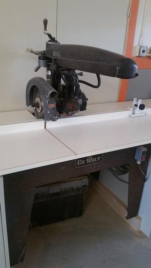 Dewalt Radial Arm Saw Model GA523