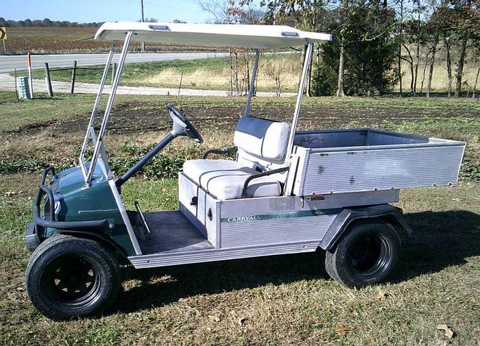 Used Club Car Carryall 252