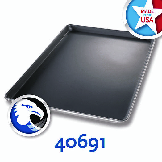 ALUMINUM WITH DURASHIELD® NON-STICK COATING FULL-SIZED SHEET PAN