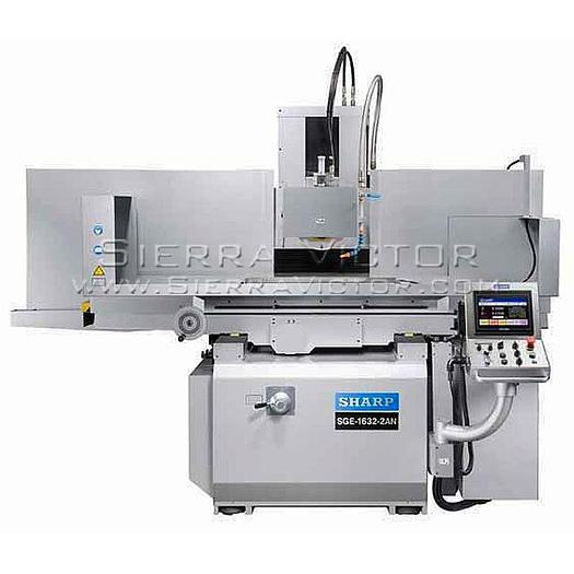 SHARP 2-Axis NC Surface Grinder SGE-1640-2NA