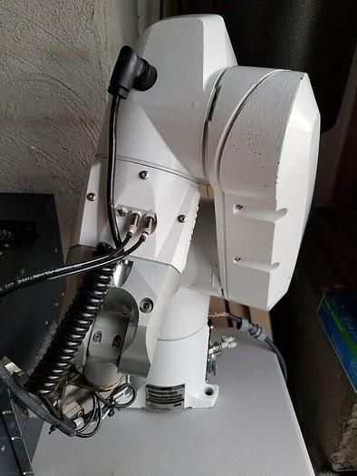 Staubli SET - TX40 Robot Arm, CS8C Controller, SP1 D211 421 06 Teaching Pendant