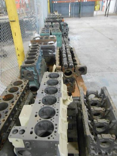 Used Detroit 2-71N