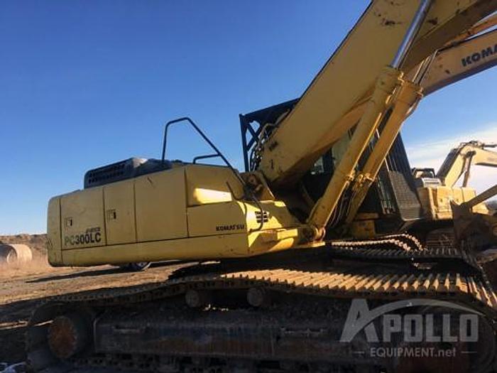 Used 2000 Komatsu PC300LC Excavator
