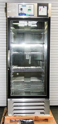 Used Fisher Scientific Isotemp MH30SS-GARE-FS Laboratory Refrigerator 27 Cu. Ft (5628