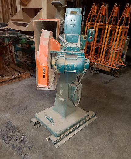 Used Irvington 41 Overhead Jump Saw