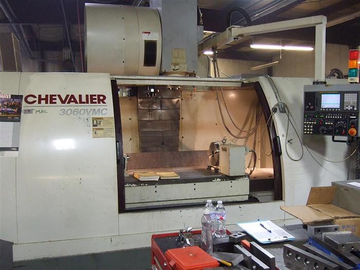 2006 Chevalier 3060VMC,