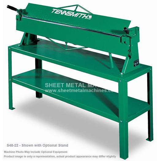 TENNSMITH Bench-Mounted Straight Hand Brake S48-22