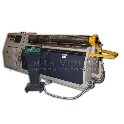 COLE-TUVE Hydraulic Plate Bending Roll SRH-6-200