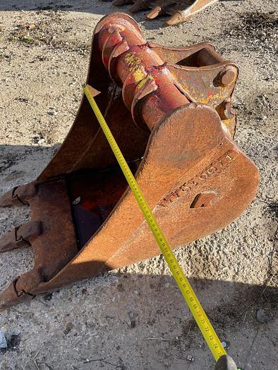 Gebraucht Tieflöffel 42 cm Arbeitsbreite