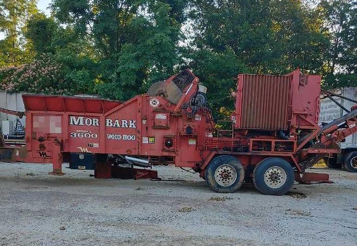 Used 2006 MORBARK 3600