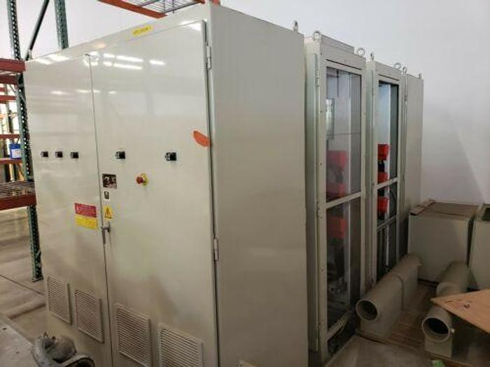 2013 UNICO 493 VOLTS 3 PHASE 2.2 MW DRIVE 60 HZ. 3000 FLA NEMA 1 #409-682