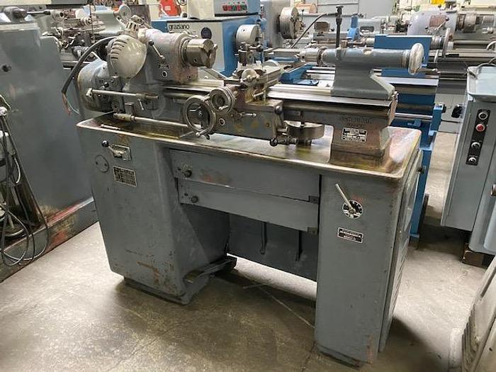 Used Schaublin Model 102UM Tool Room Lathe #5887