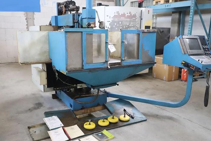 Used Frezarka CNC AVIA FNE 50 N