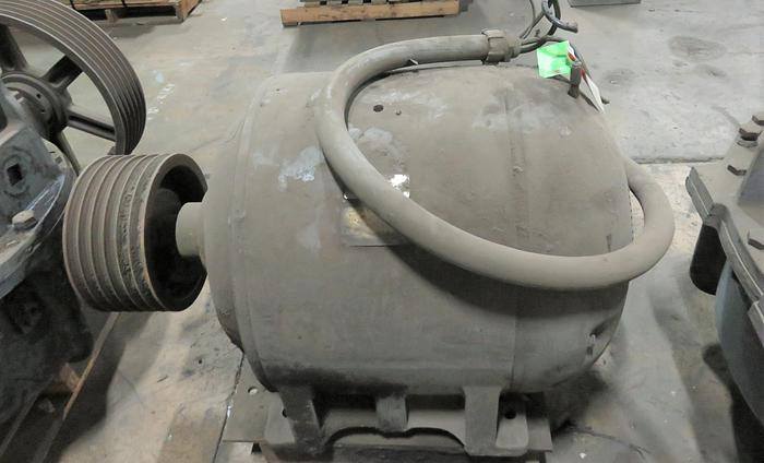WESTINGHOUSE CS INDUCTION 100 HP MOTOR