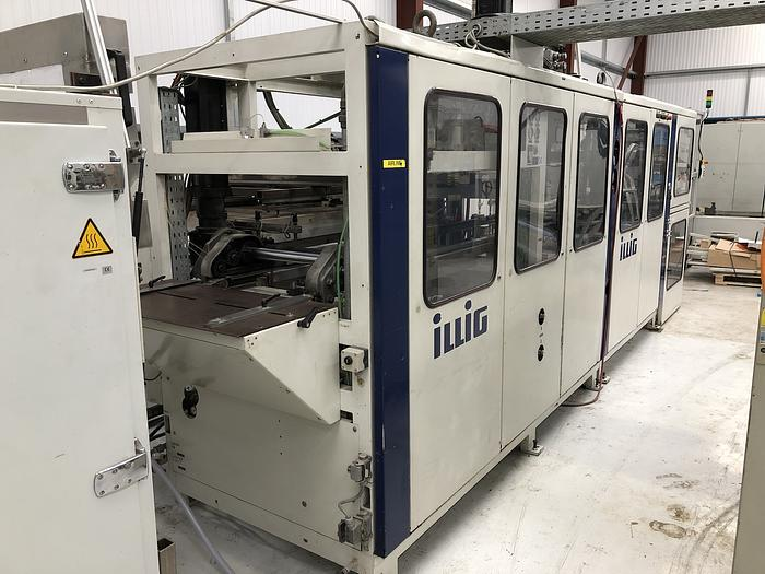 1998 Illig RDK 54 Thermoformer
