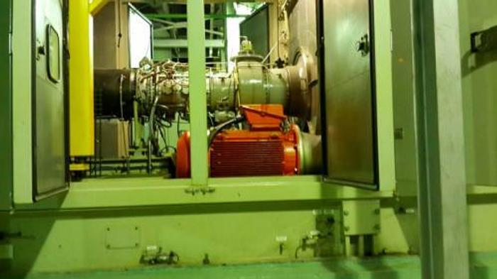 4.50 MW 2009 Rolls Royce 501 KB7 Gas Turbine