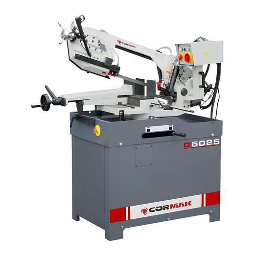 Cormak G5025 Manual Bandsaw