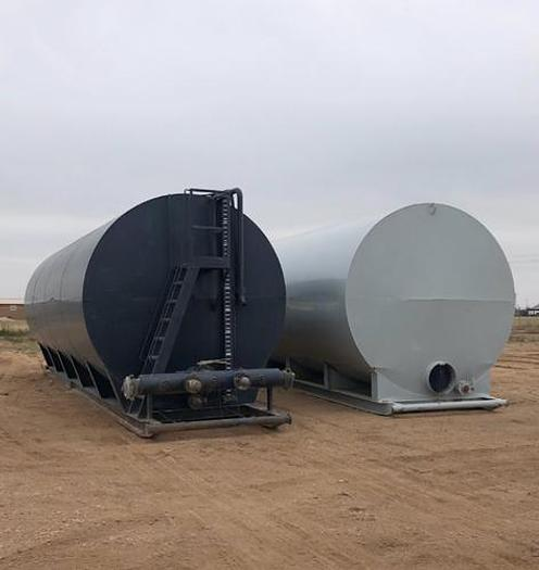 Full Round Frac Tanks