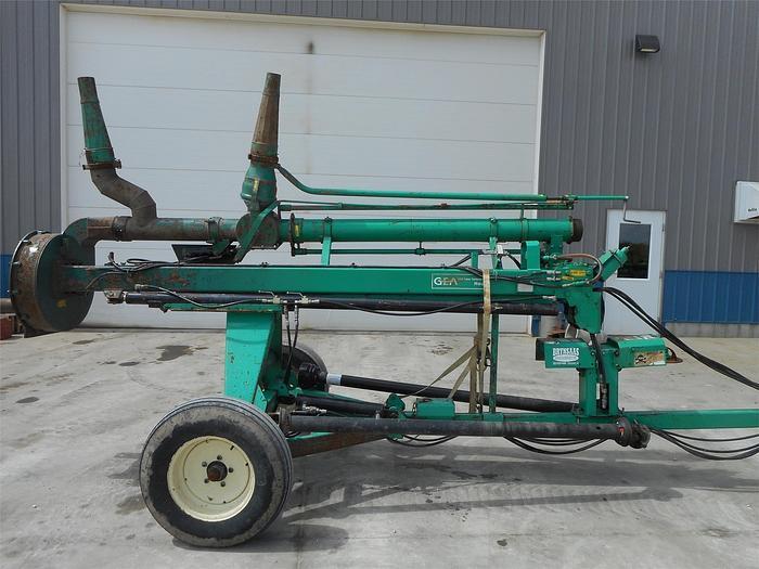 Used GEA SP-R-8.5 Manure Pump