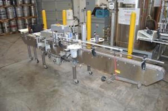 USed Inline Paradigm700 Pressure Sensitive Labeler