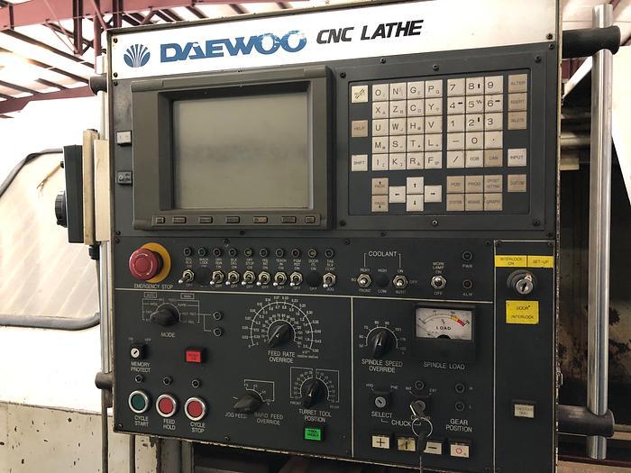 1997 Daewoo Proturn 60B/3000