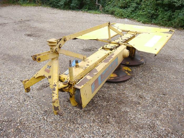 Used Bamfords C250 Mower