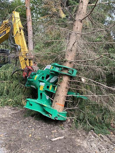 Tree fellow Buncher attachments