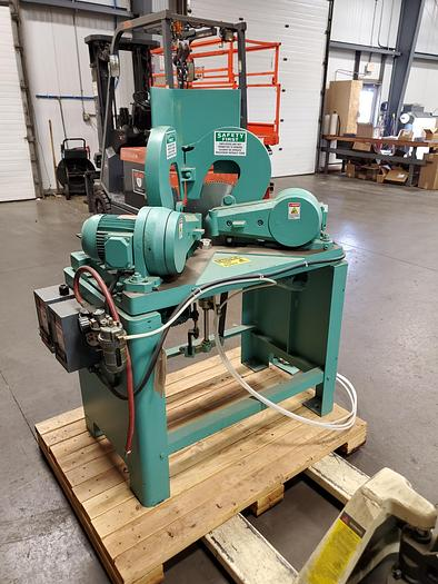 Used Pistorius MN-200 Double Miter Saw