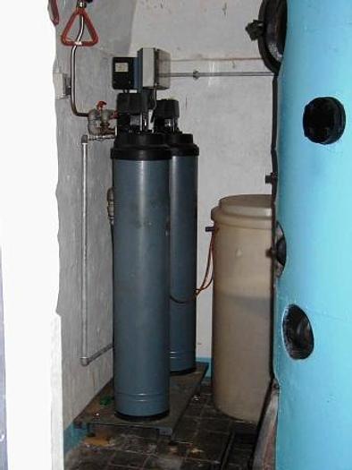 Used Silhorko water softening unit