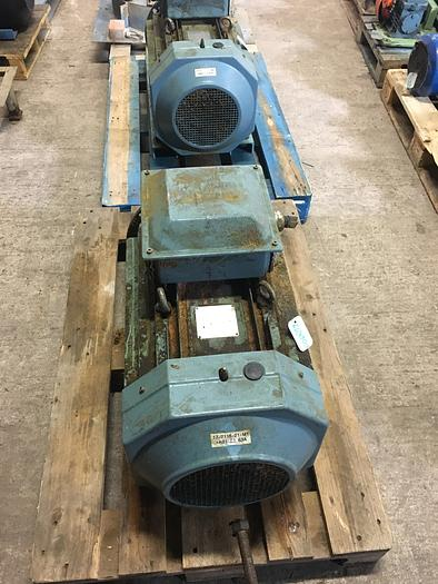 Used 30 kW, ABB Motors, Electric motor