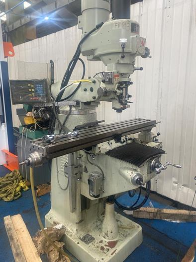 Used 2014 First LC1-1/2 VS Manual Milling Machine