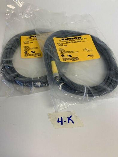 TURCK ELEKTRONIK PKG 3M-4/S90/U2515