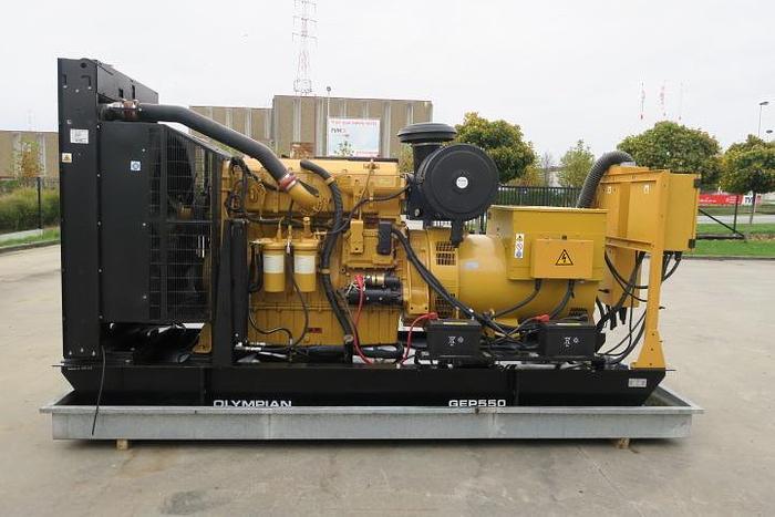 Used 2004 Olympian GEP550 - 500 KVA
