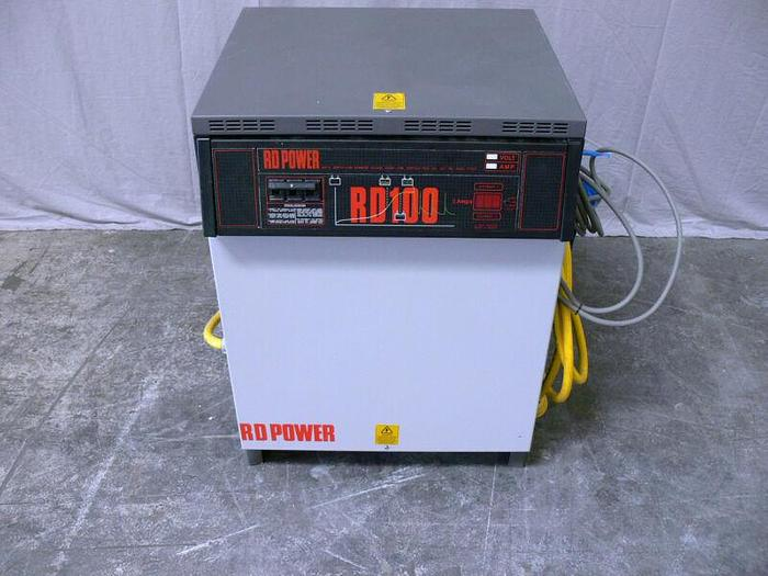 Used RD Power RD100 Forklift Charger