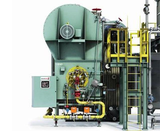 Cleaver Brooks Watertube Boilers