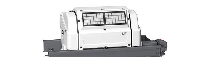 Stäubli Jacquard machine SX for flat, terry and technical fabrics