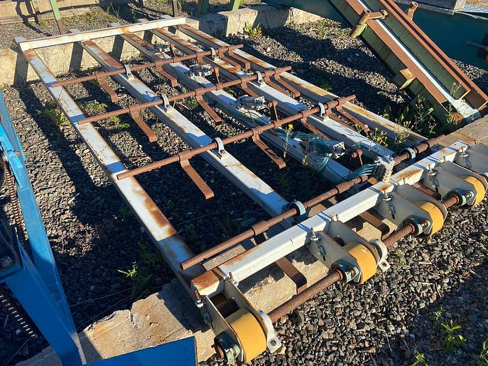 Used Board separator system