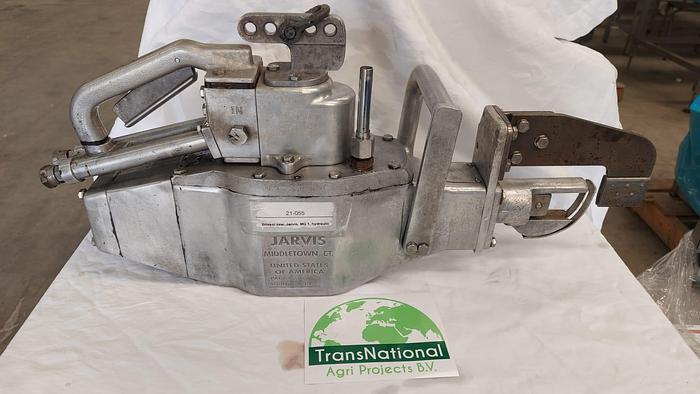 Used Jarvis MG-1 Hydraulic Brisket saw