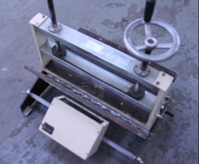 Used Muro Padding Press with Heater - A4 HAD/A3 HAD
