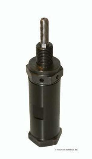 Wicket Punch Air Cylinder 1/4-28 Thread