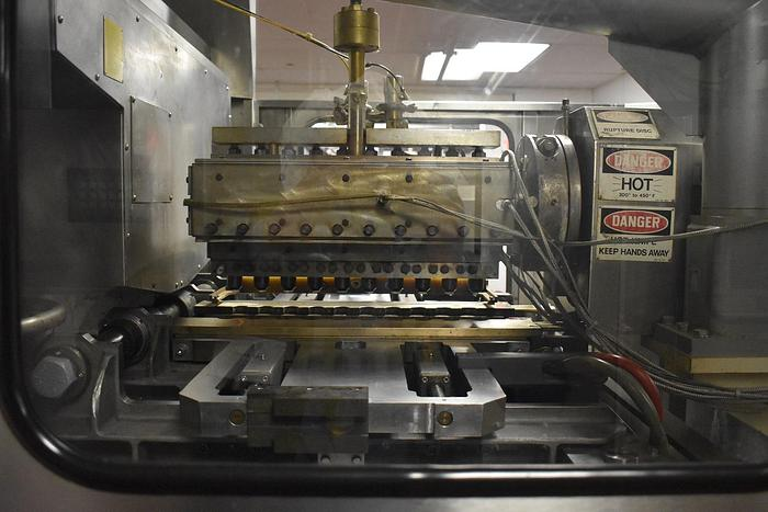 Weiler 603 Blow Fill Seal Machine