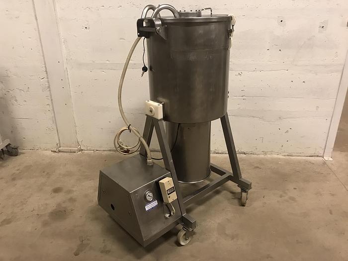 Använd Röscher Tumlare / Blandare med tipp ca 150 liter