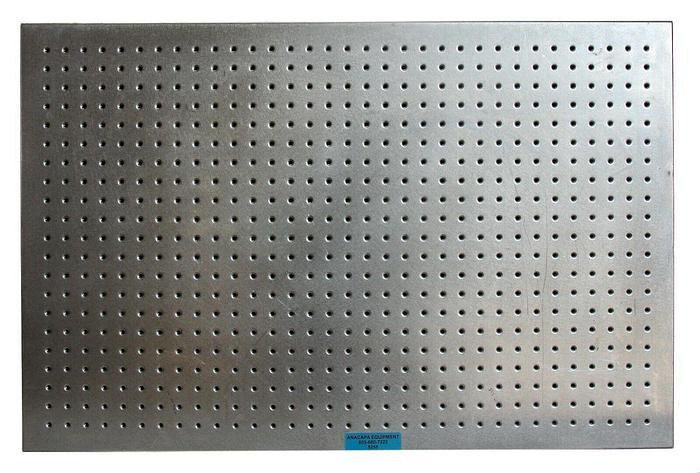 "Used TMC 75 Series Optical Bread Board Steel Honey Comb Table Top 35 x 23 x ""2 (8258)"