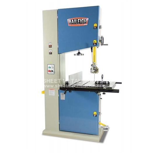 BAILEIGH Vertical Band Saw WBS-22