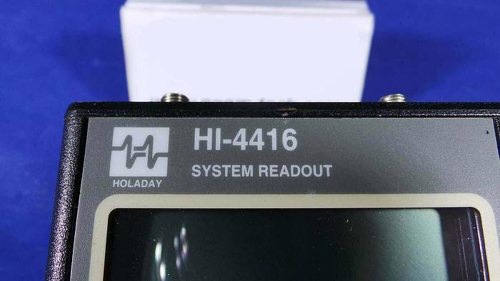 Used Holaday Hi-4416 ETS-Lindgren Hi-4416 Sytem Readout